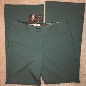 The Limited Pants - The Limited Liv Olive Green Pant Scandal Size 8